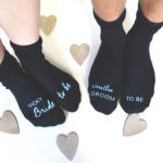 Bride & Groom socks